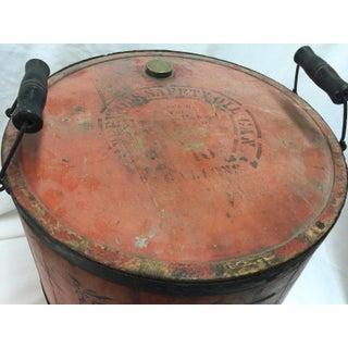 Antique Kerosene Bucket Barrel Preview