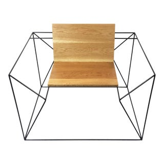 """""""Q-bo - Chair"""" by Luis Ricaurte. Edition of 20 numbered pieces. For Sale"""