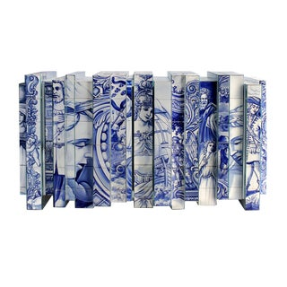 Heritage Blue Sideboard From Covet Paris For Sale