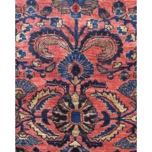 Mahajeran Sarouk Carpet - Image 3 of 3