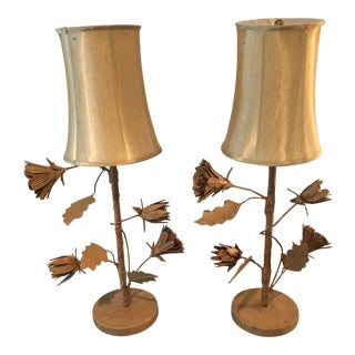 Stray Dog Productions Original Table Lamps - a Pair