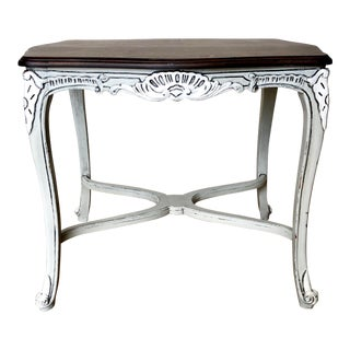 French Style Side Table For Sale