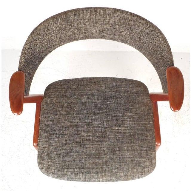 Kai Kristiansen for Korup Stolefabrik Dining Chairs - Set of 4 - Image 6 of 10