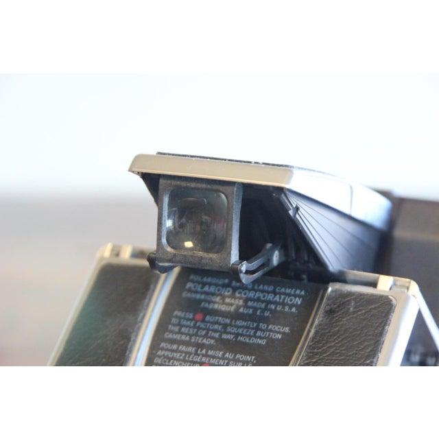 Vintage Polaroid SX-70 Sonar Camera - Image 6 of 11