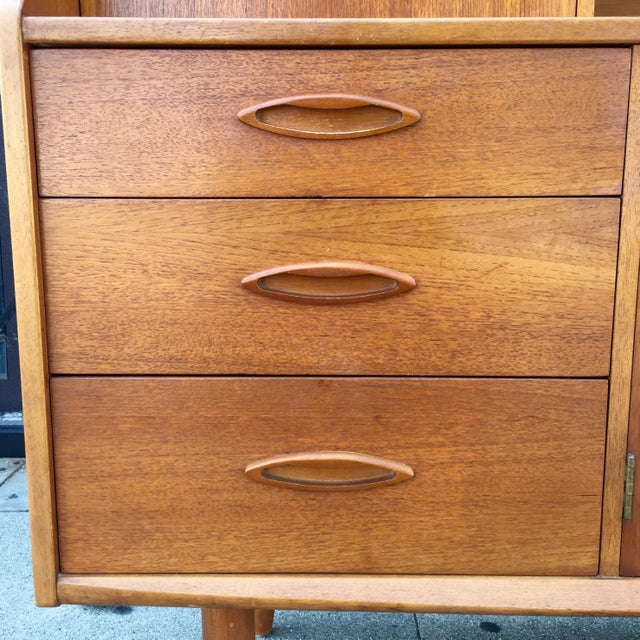 Danish Vintage Bar Credenza - Image 7 of 10
