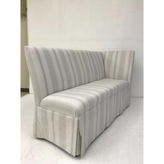 Century Furniture Skirted Corner Banquette Preview