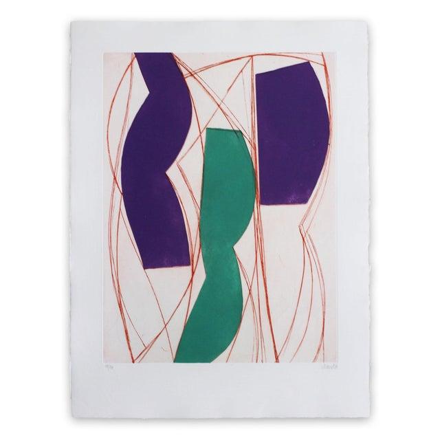 """Alain Clément """"14av10g-2014"""", Print For Sale - Image 4 of 4"""