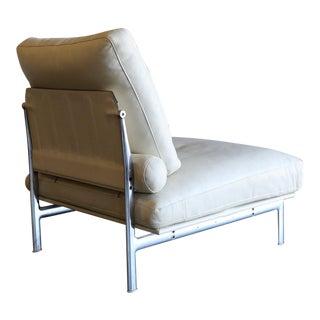 """1979 Modern Antonio Citterio & Paolo Nava for B&b Italia """"Diesis"""" Lounge Chair"""