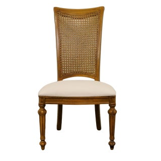 Late 20th Century Thomasvillle Furniture Pageantry Collection Dining Chair For Sale
