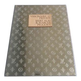 Louis Vuitton Visionaire 52 Art Book For Sale