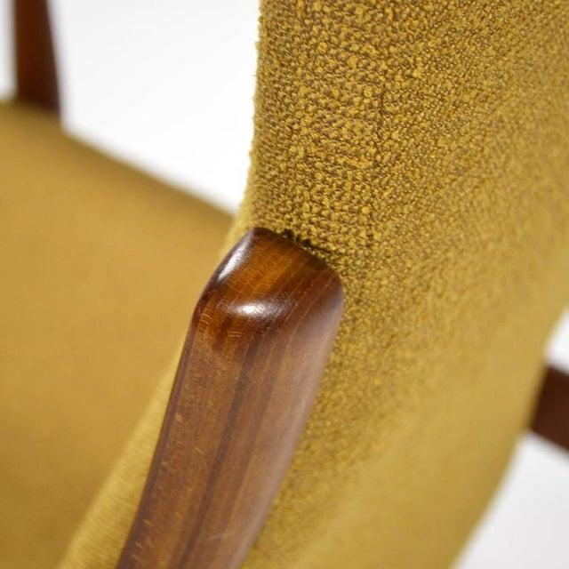 Peter Hvidt & Orla Mølgaard-Nielsen High Back Easy Chair For Sale - Image 10 of 11
