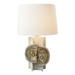 Roger Capron Ceramic Lamp