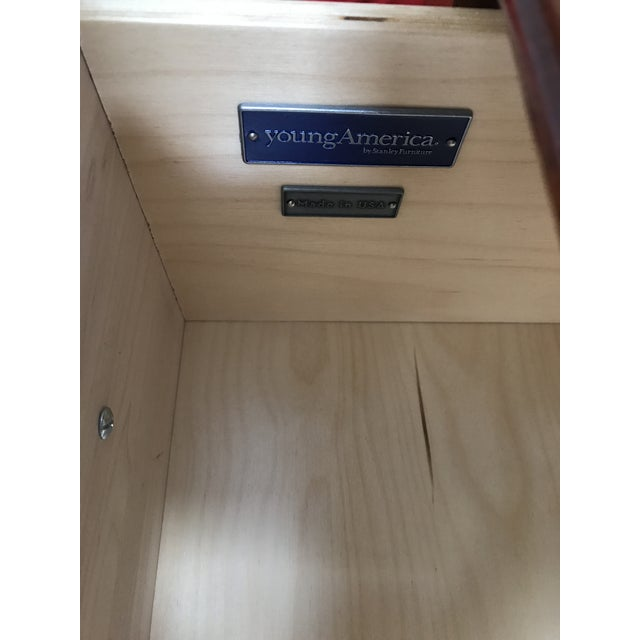 Stanley Young America 2 Drawer Nightstand - Image 3 of 4