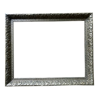 Antique Gilded Wood Traditional Style Frame For Sale