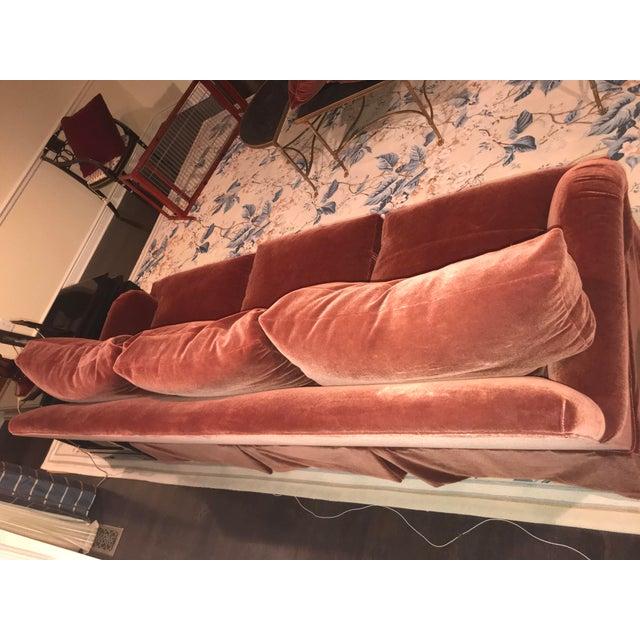 Mohair Upholstered O'Henry House Sofa - Image 5 of 7