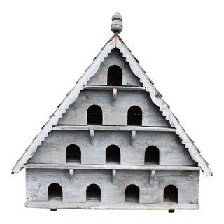Vintage Large English Birdhouse For Sale