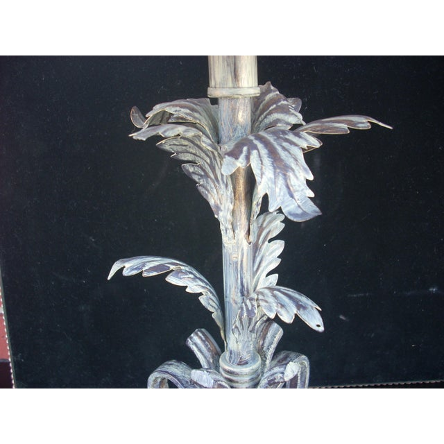 Cottage French Country Table Lamp For Sale - Image 3 of 5