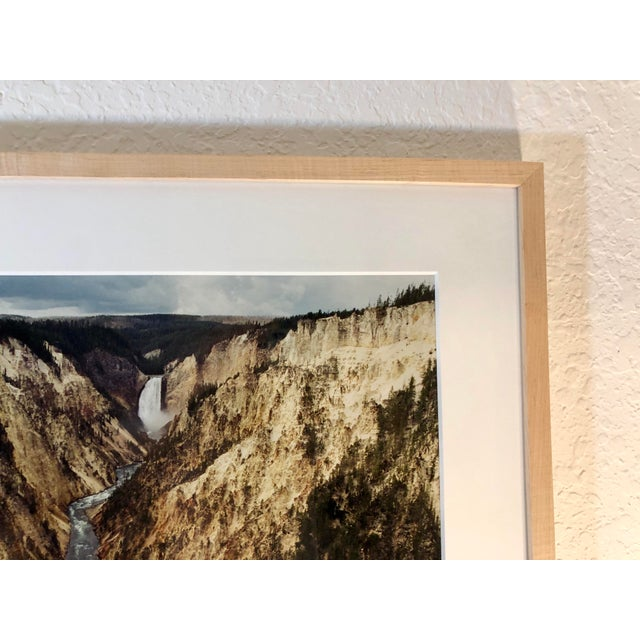 1980s Vintage Original Waterfall Photograph by Willy Skigen For Sale - Image 9 of 13