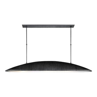 Utopia Large Linear Chandelier Pendant For Sale