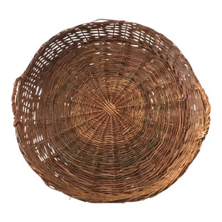 Large Hungarian Sifting Basket For Sale