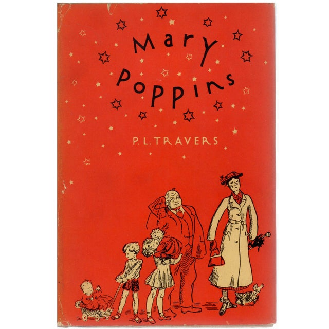 Mary Poppins by P. L. Travers, 1934 For Sale