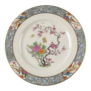 1940s Lenox Ming Gold-Sided Plates For Sale