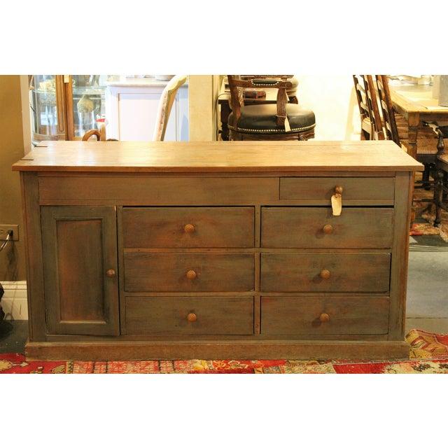 French Antique Sideboard Dresser - Image 2 of 4