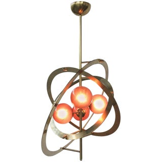 Galileo Chandelier by Fabio Ltd For Sale