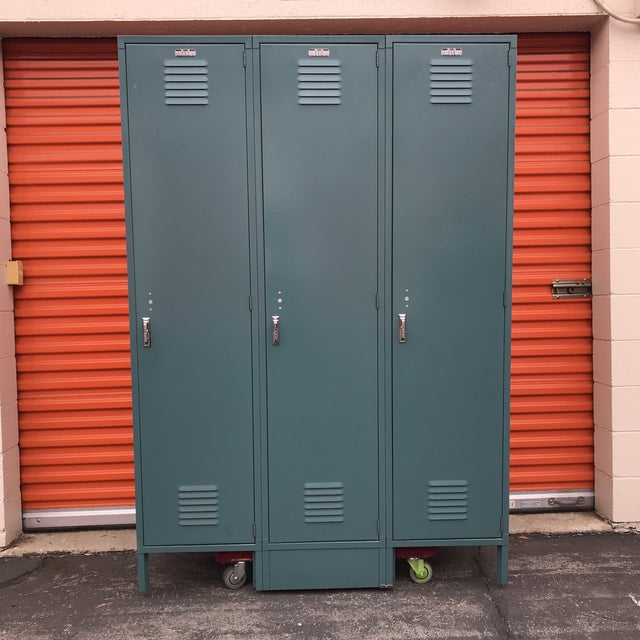 Vintage Lyon Lockers For Sale - Image 12 of 12