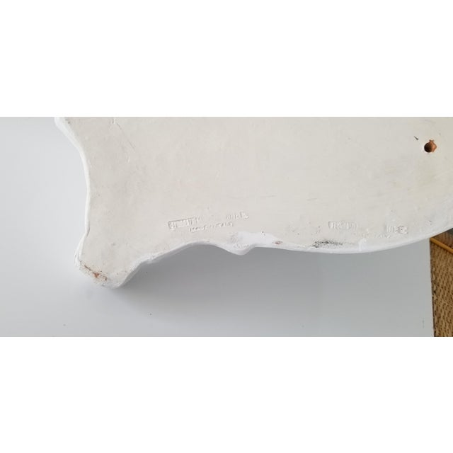 Italian Vintage Wall Planters - a Pair For Sale - Image 9 of 11