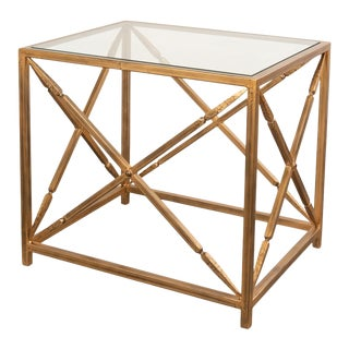 Neo Classical Side Table For Sale