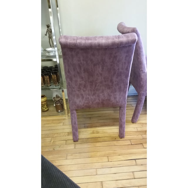 Vintage Parsons Chairs - A Pair - Image 6 of 9