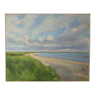 The Beach by Anne Carrozza Remick For Sale