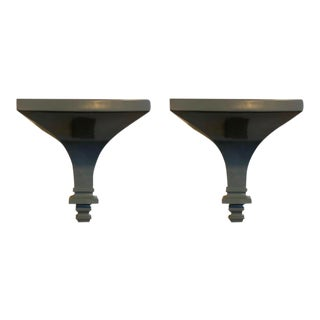 Arteriors Windsor Smith Vesta Wall Shelves - a Pair For Sale