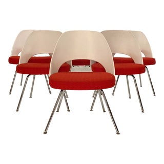 Saarinen Executive Chairs by Knoll For Sale