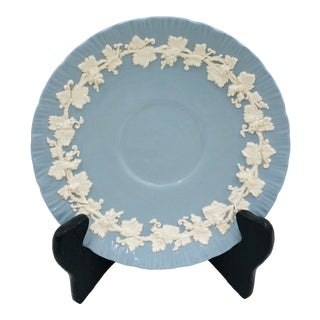 Antique English Porcelain Plate For Sale
