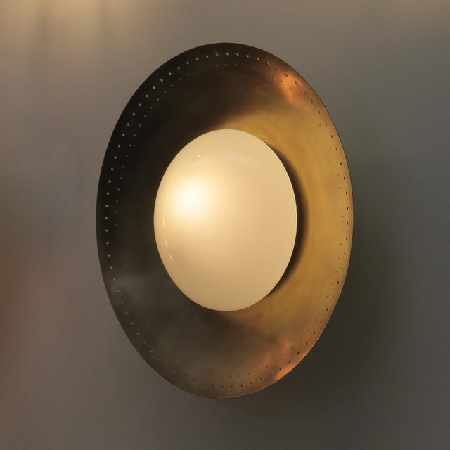 "Wall Light ""Iowa"" by Gallery L7 For Sale - Image 10 of 11"