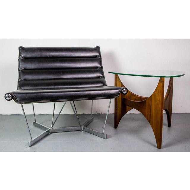 1960s Rare Pair of Catenary Chairs by George Nelson for Herman Miller For Sale - Image 5 of 7