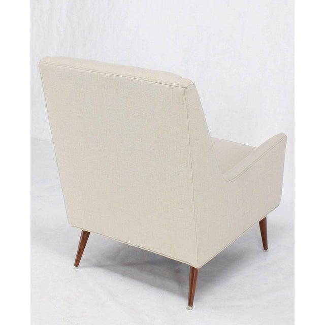 McCobb High Dowel Leg Lounge Chair For Sale - Image 6 of 10