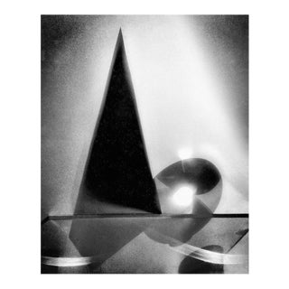 "Contemporary Black & White Photograph ""Prismatic #10"" Inkjet Print by Chuck Baker For Sale"