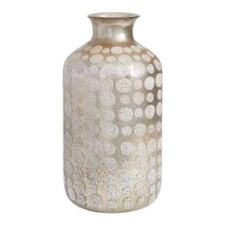 Kenneth Ludwig Chicago Lottie Large Dot Vase For Sale