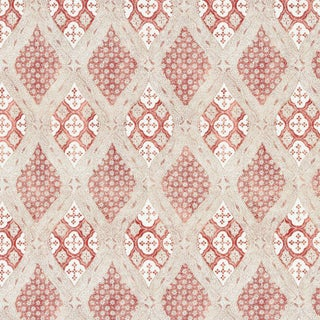 Scalamandre Farrah Print Fabric Sample For Sale