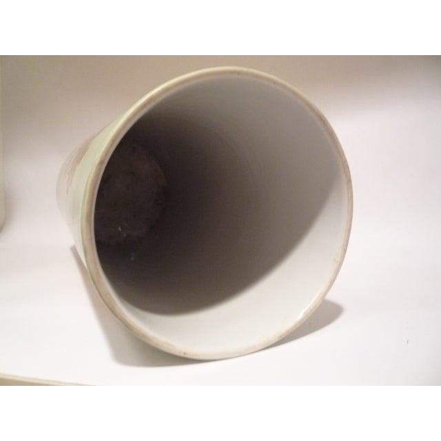 Vintage German Porcelain Gilt Vase - Image 7 of 7