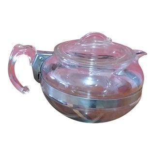 1940's Pyrex 8126 Flame Logo Tea Pot