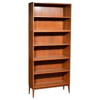 Paul McCobb for Planner Group 3-Section Bookshelf in Birch For Sale