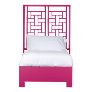 Ohana Bed Twin - Bright Pink For Sale