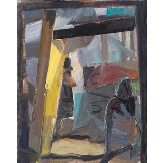 """William Eckhardt Kohler, """"110th St"""" For Sale"""