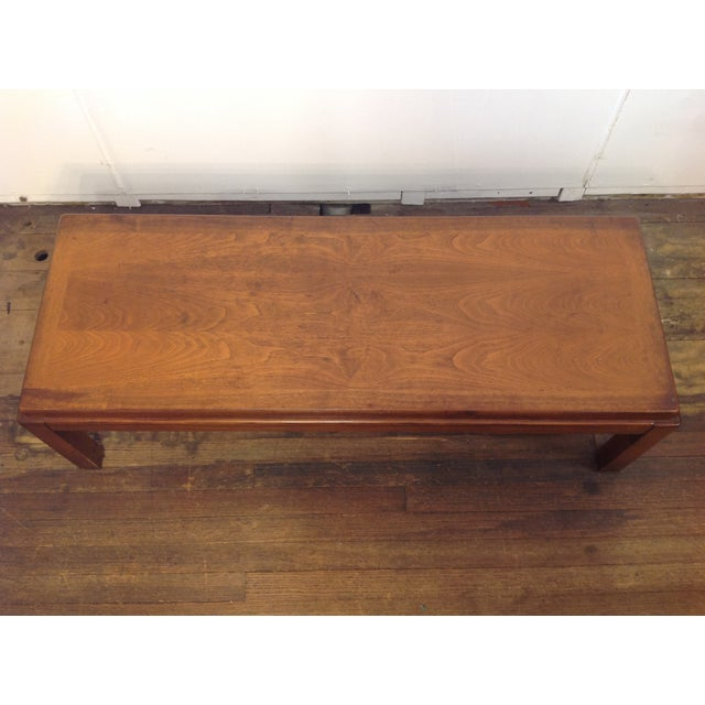 Lane Furniture 1969 Lane Rhythm Coffee Table For Sale - Image 4 of 10