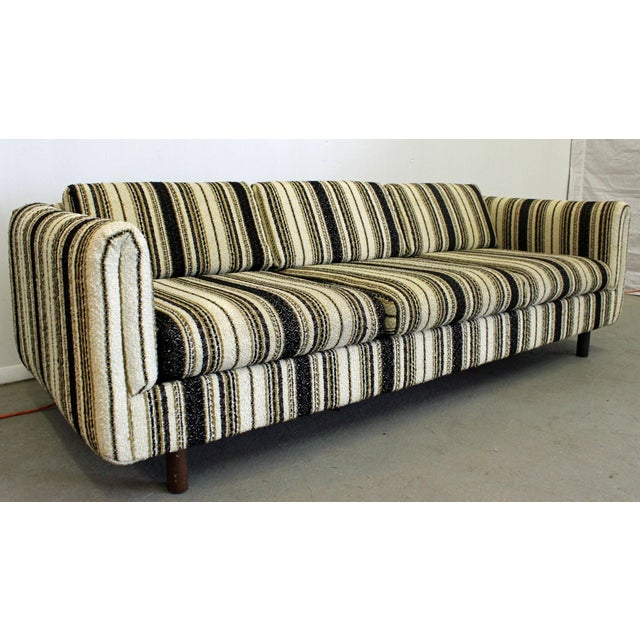 Danish Modern Mid-Century Danish Modern Selig Vista Sofa For Sale - Image 3 of 10