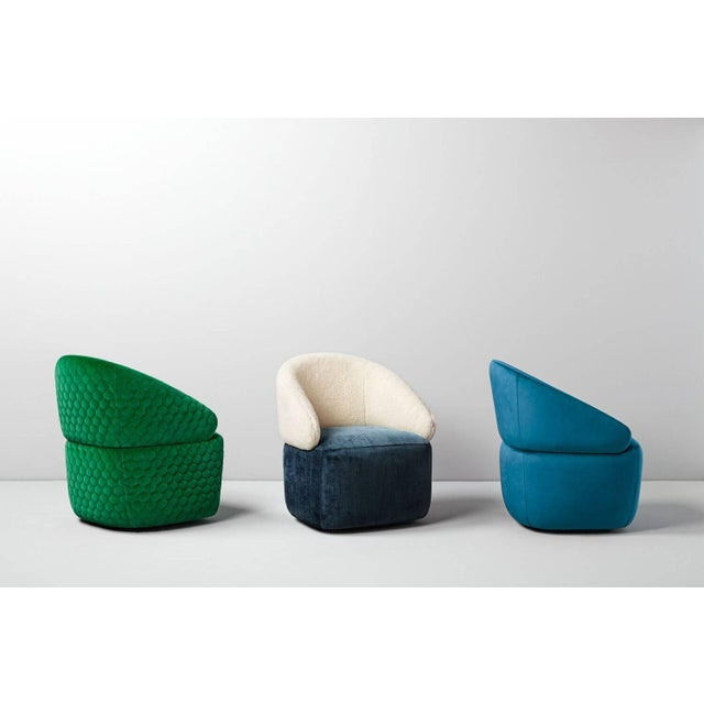 Modern Agora Petit Chair, Pepe Albargues For Sale - Image 3 of 5